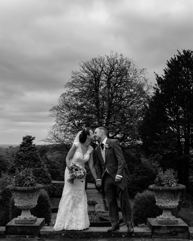 Wortley Hall wedding by Sheffield wedding photographer