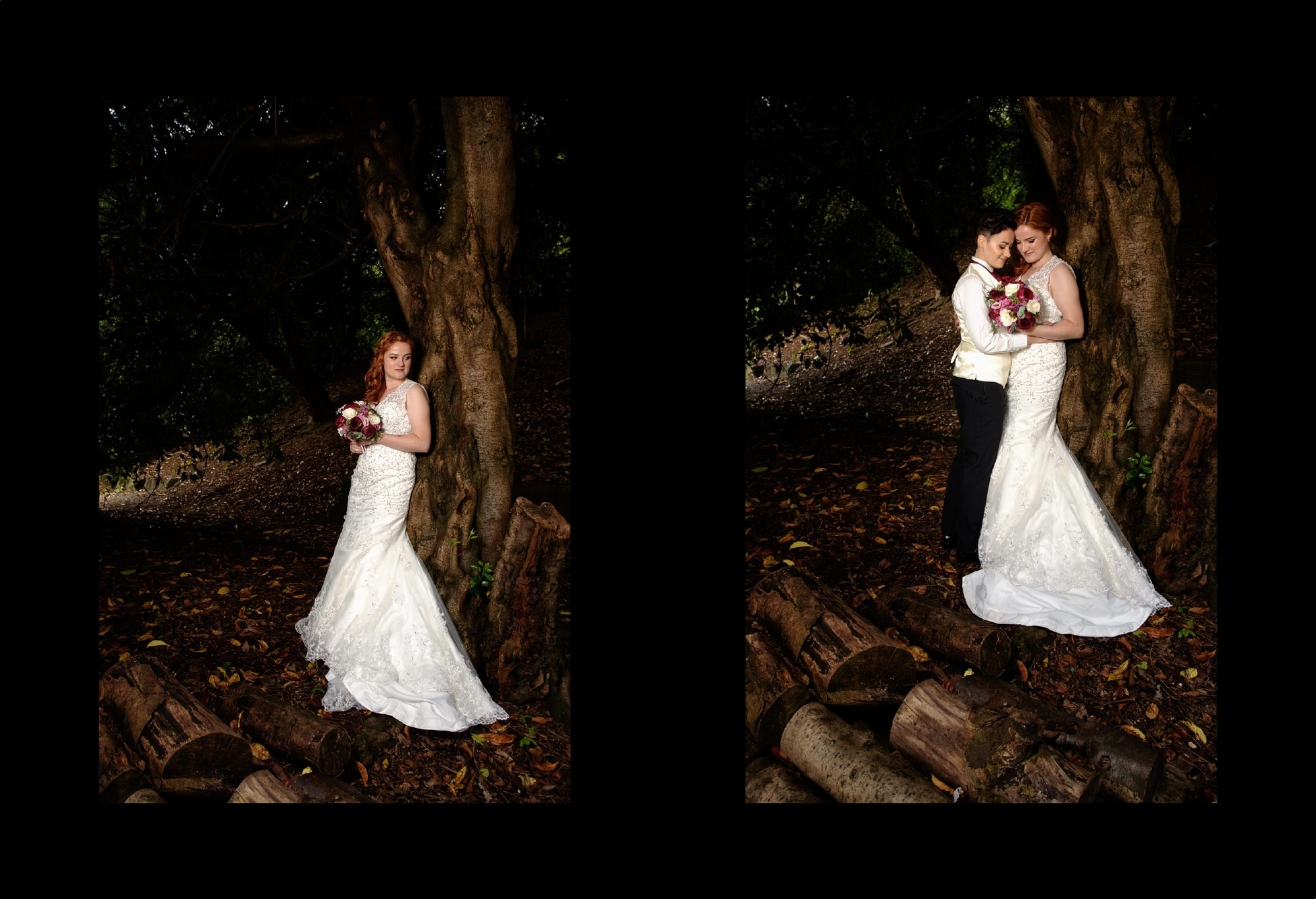 Kenwood Hall recommended wedding photographer preferred supplier Chris Loneragan LSWPP edge