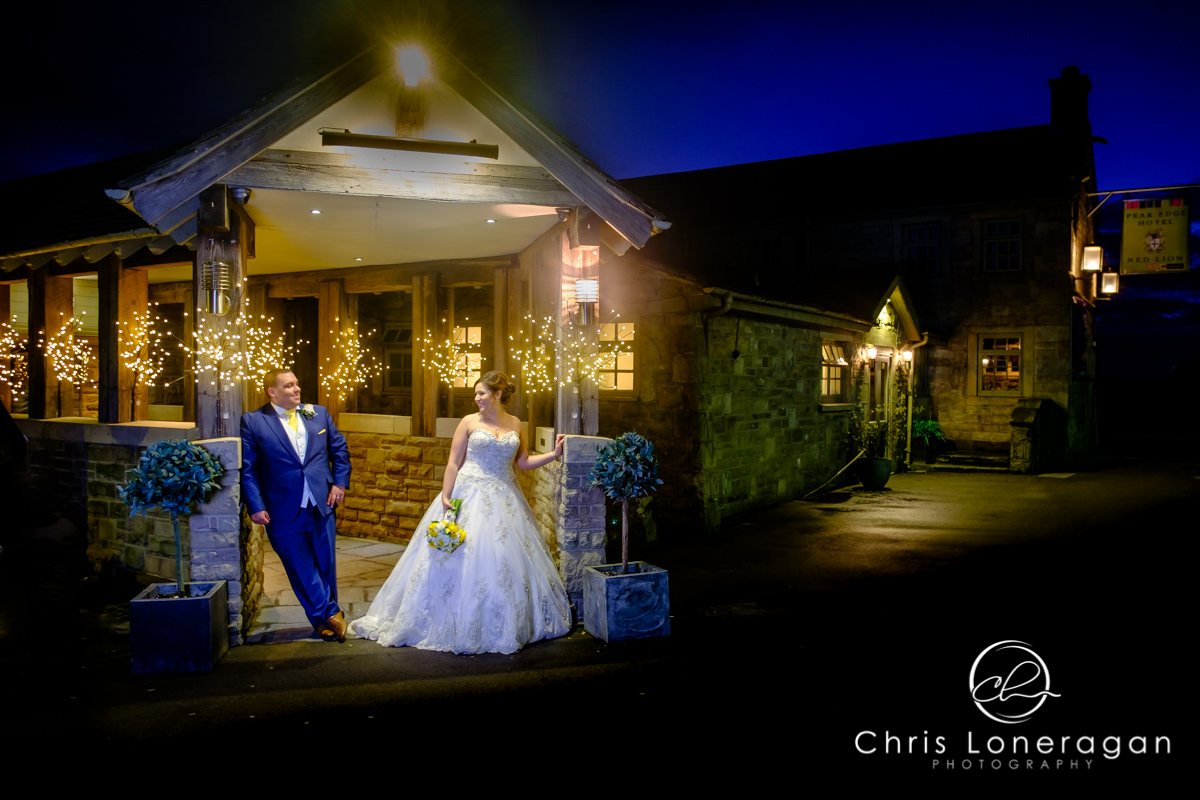 jess and craigs easter wedding creative sheffield