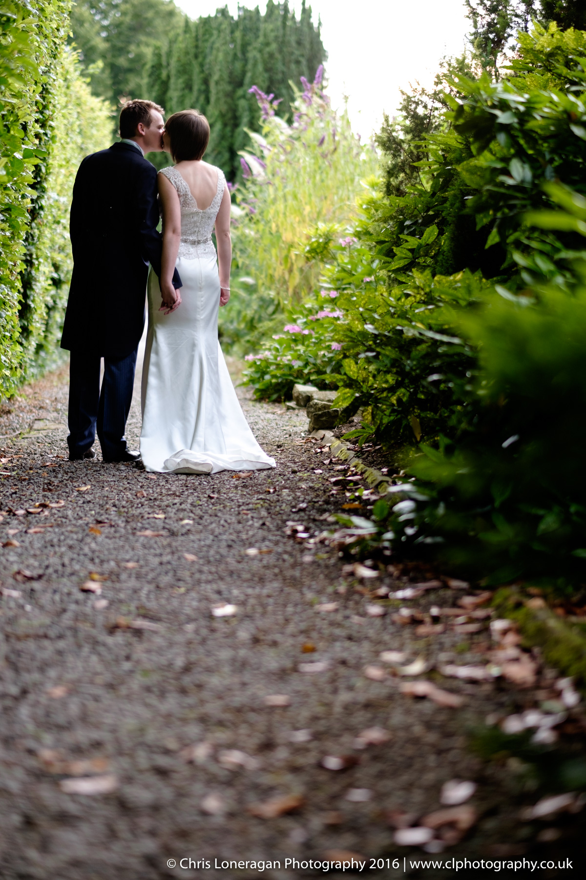 Megan and Andrew's classical English wedding at Ringwood ...
